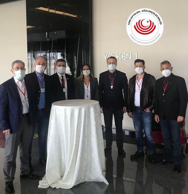 Türk Optisyen Gözlükçüler Birliği Genel Kurulu Hakkında