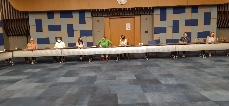 Temsilcilerimizle Düzenlenen Toplantı Hakkında