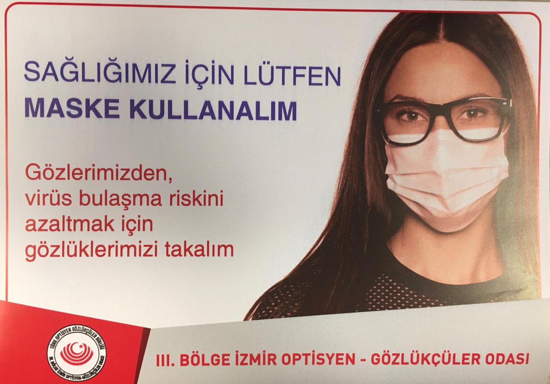 Sağlığımız İçin Lütfen Maske Kullanalım