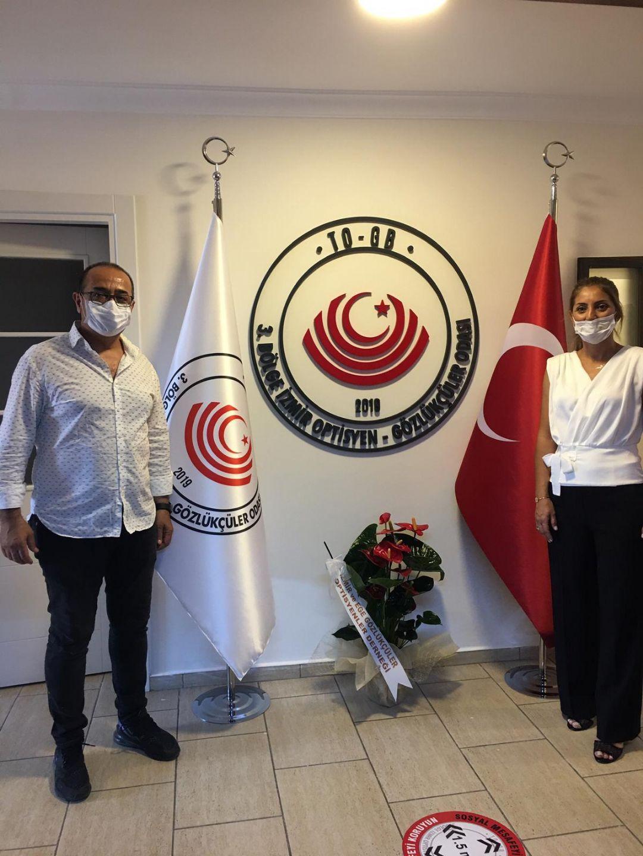 İzmir Optisyen Gözlükçüler Odamızın Açılışı Hakkında