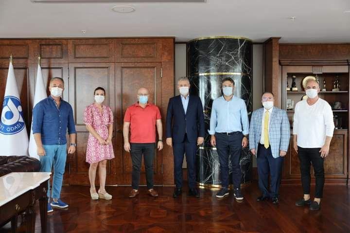 İzmir Ticaret Odasını Ziyaretimiz Hakkında