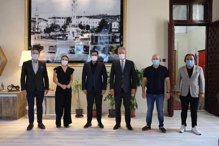İzmir İl Sağlık Müdürlüğü'nü Ziyaretimiz Hakkında