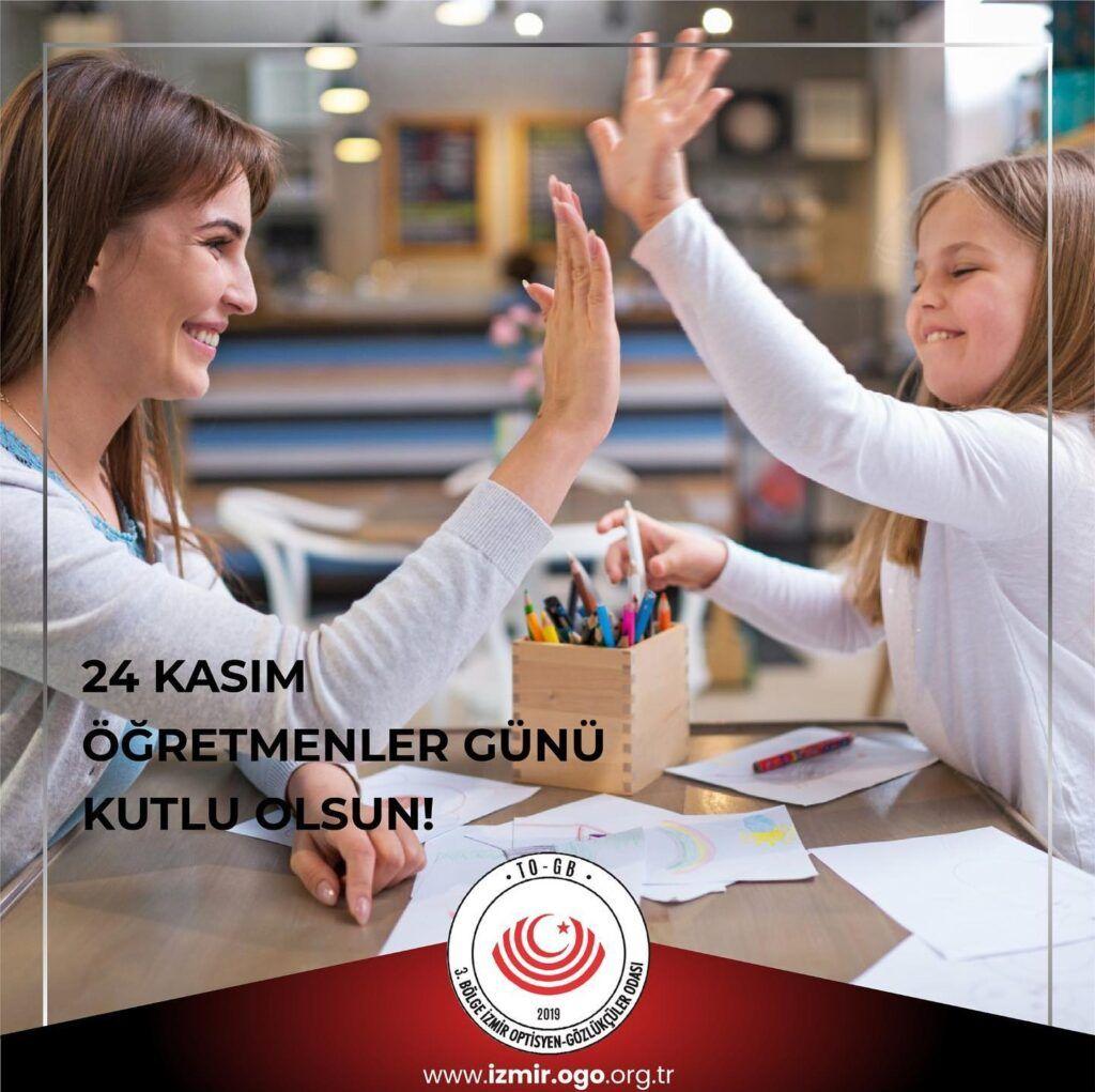 24 Kasım Öğretmenler Günü'nüz Kutlu Olsun