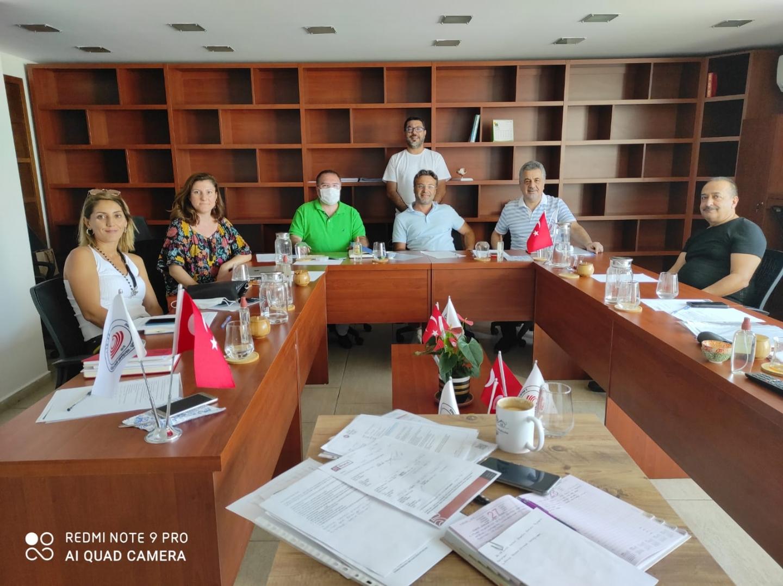 İzmir Eczacı Odası Başkanı Sn. Tuncay Sayılkan'ın Odamızı Ziyareti Hakkında